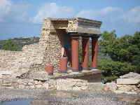 Knossos Ruine 1