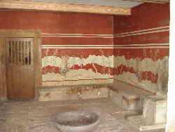 Knossos Ruine 2